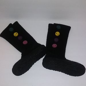 Girl's  UGG Sweater Boots